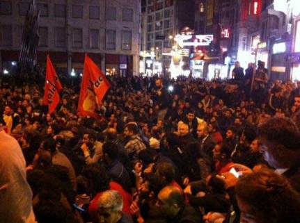 Kobane protests in Turkey: At least twelve reported dead 5