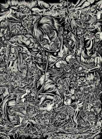 Stéphane Blanquet - Cenaze Kıtırı [Le croque-mort] 21