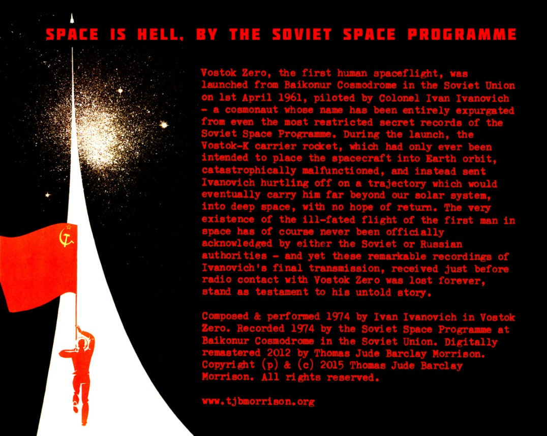 The Soviet Space Programme - Space Is Hell 5