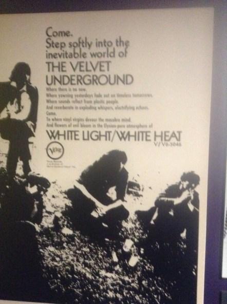 The Velvet Underground Exhibition: New York Extravaganza 39