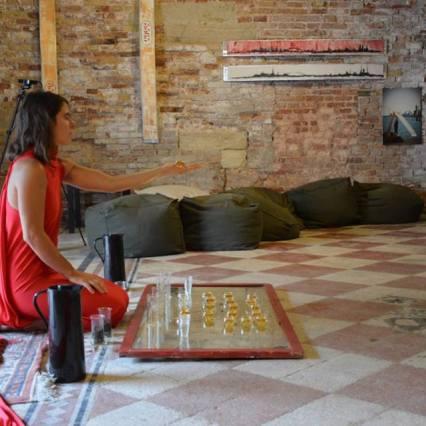 Venice Experimental Cinema and Performance Art Festival feedback 1