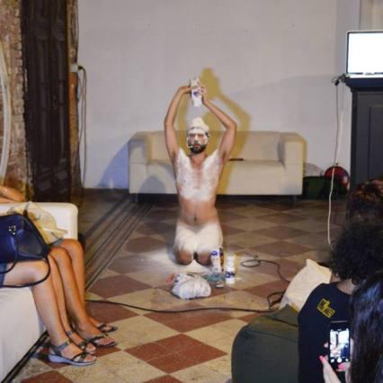 Venice Experimental Cinema and Performance Art Festival 9