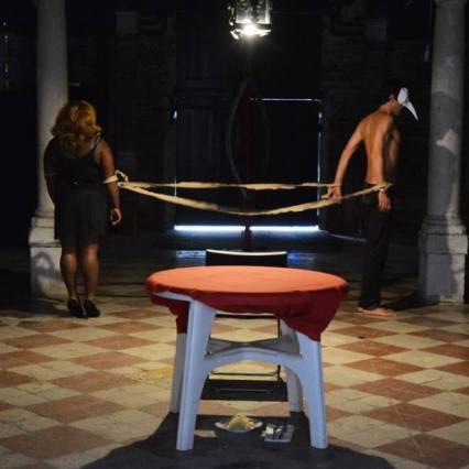 Venice Experimental Cinema and Performance Art Festival 16