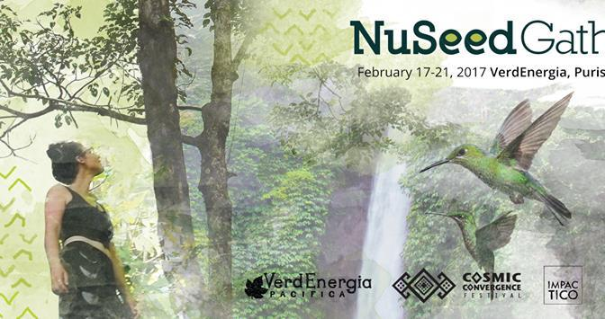 (English) NuSeed Gathering, 17-21 February 2017, VerdEnergia, Costa Rica