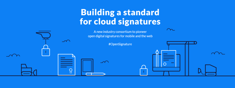 Cloud Signature Consortium - standard for cloud signatures