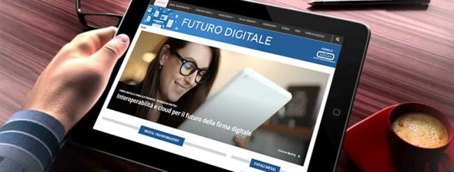 Futuro Digitale Magazine Online su Digital Transformation by InfoCert