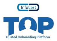 InfoCert Trusted Onboarding Platform (TOP)