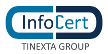 InfoCert Tinexta Group Logo