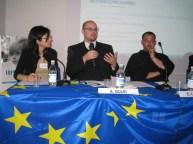 Alexandru Gulei al Convegno Left behind. Milano, 26 maggio 2010