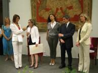 """Premiazione di """"Roma Capitale delle Donne"""", avv. Monica Adriana Marinescu (Foto: Simona C. Farcas)"""