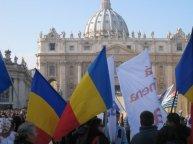Associazione IRFI in Piazza San Pietro