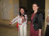 gruppo folcloristico ,,Arţaraş'' di Roma