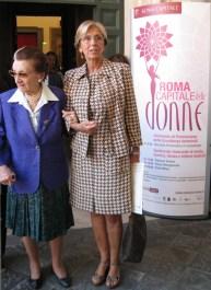 """Premiazione in Campidoglio: """"Roma Capitale delle donne"""" Foto: Copyright © Simona C. Farcas"""