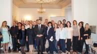 Incontro con il ministro Dan Stoenescu