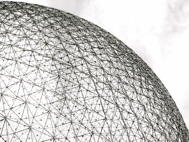 Buckminster Fuller Montréal