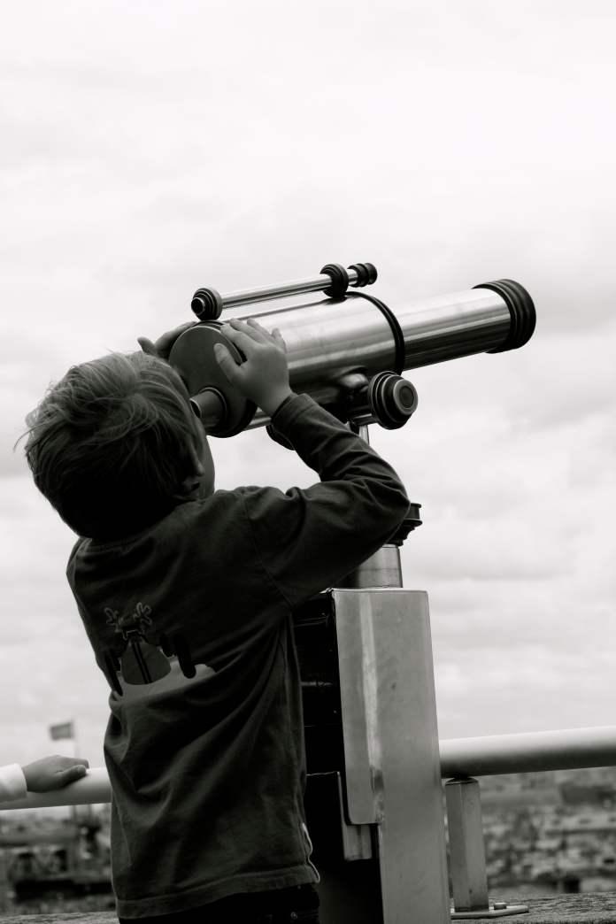 Sur les toits de Paris. Anticiper le futur. 2011