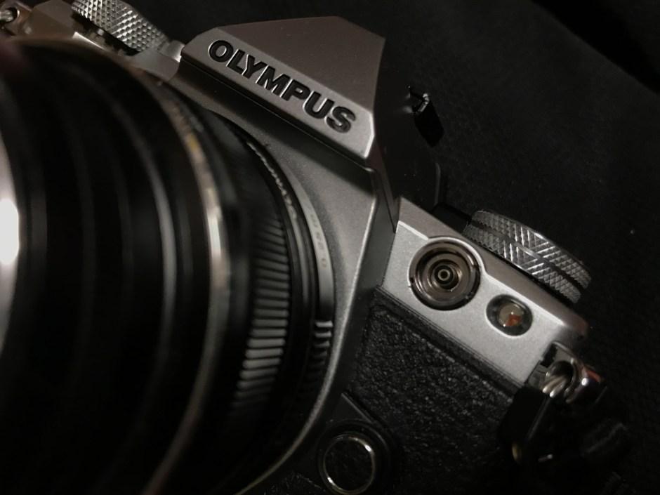 OLYMPUS OM-D E-M5 Mrak2