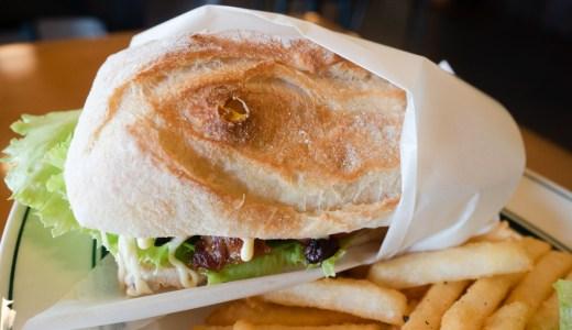 【オールウェイズ】食べ応えのあるサンドイッチが魅力のカフェ(総社市山手)