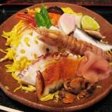 ばら寿司(大正亭)