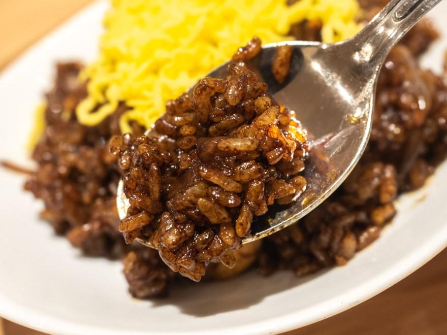 西本:えびめしの米