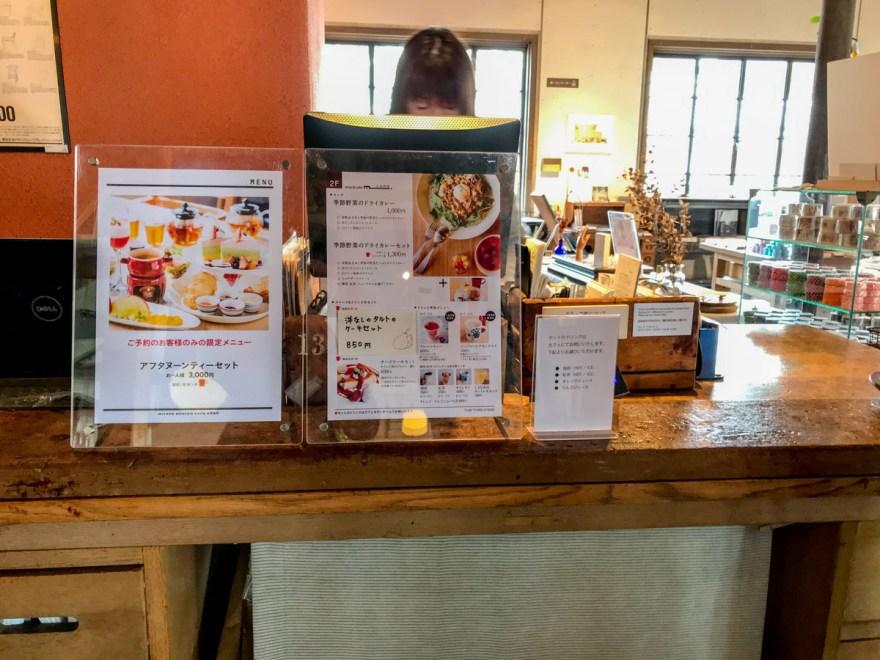 shop&cafe三宅商店:レジ