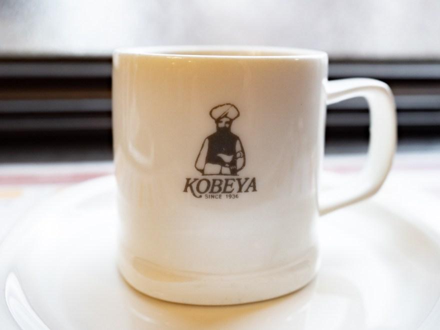 神戸屋:コーヒー