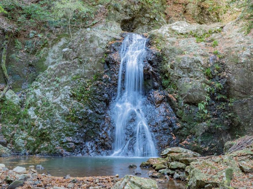 血洗の滝・血洗滝神社:血洗の滝