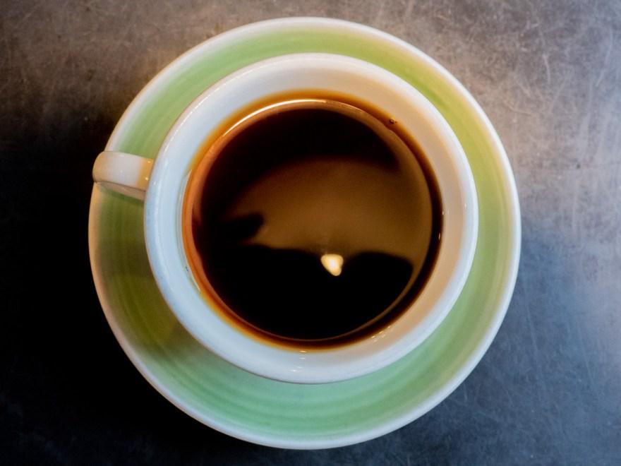 ボギィ:コーヒー