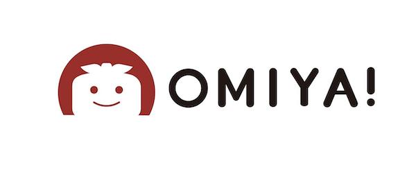 OMIYA ロゴ