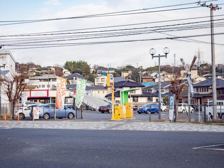 東珍康(トンチンカン):駐車場