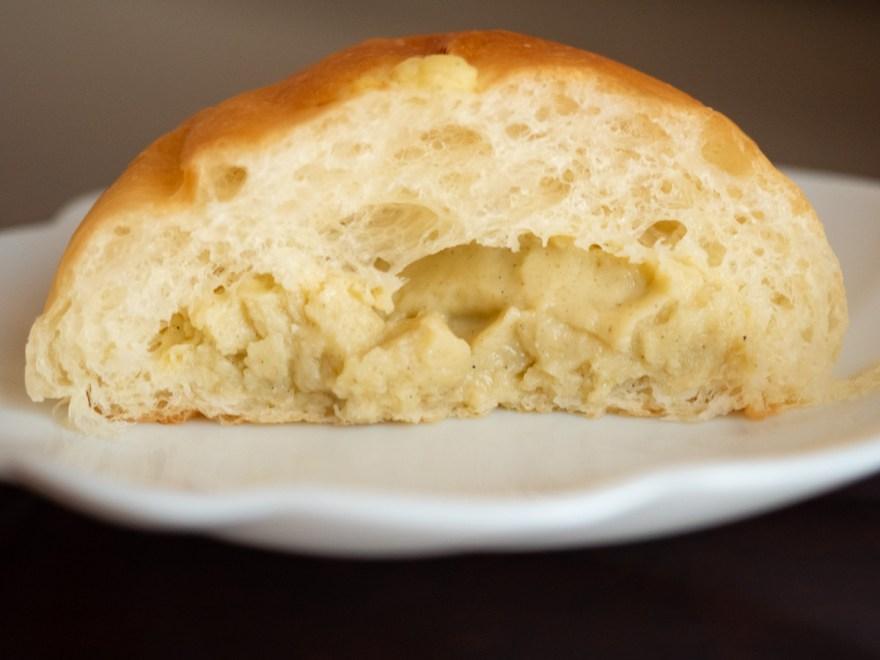 エビスパン:カルダモンクリームパン