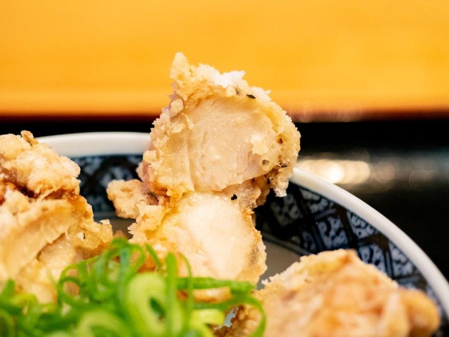 盛たに:鶏から丼