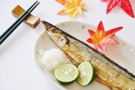 秋_秋刀魚