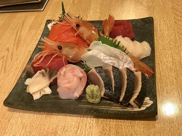 北海道-刺身