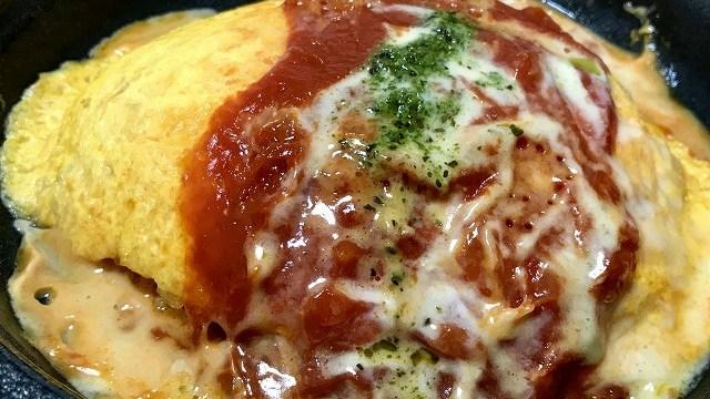 ローソン_高リコピントマトのチーズオムライス
