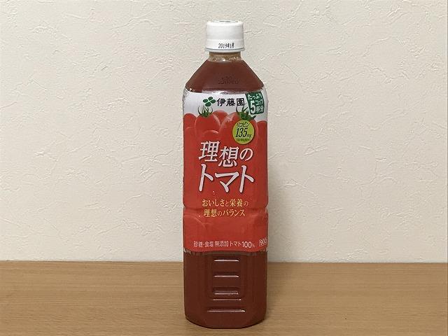 伊藤園_理想のトマト
