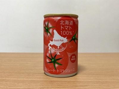 ゴールドパック_北海道トマト100%