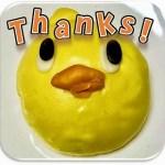 醜いひよこちゃん_thanks