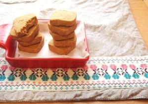 きなこのクッキーレシピ