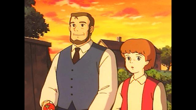 若草物語 ナンとジョー先生6話の動画