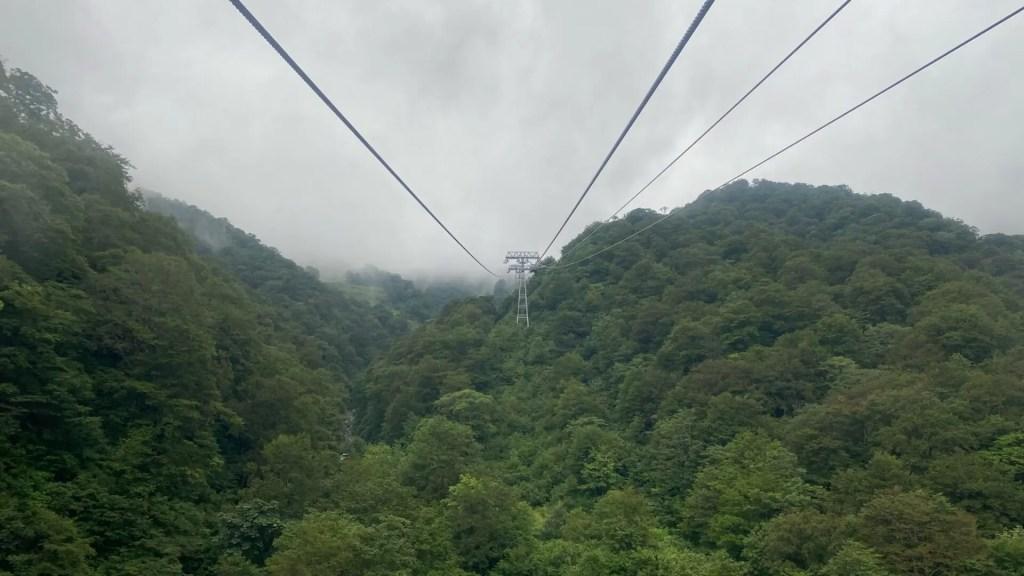 谷川岳ロープウェイで谷川岳も 土合駅も見所たくさん!