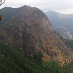 鎧岳の南陵。