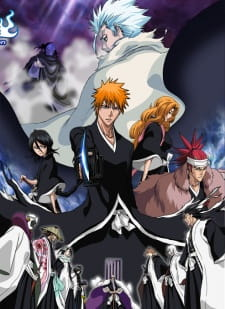 Bleach Movie 2: The DiamondDust Rebellion – Mou Hitotsu no Hyourinmaru Sub Indo