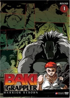 Grappler Baki Batch Sub Indo