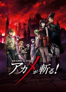 Akame ga Kill!! Batch Sub Indo BD