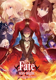 Fate stay night UBW Season 2 Batch Sub Indo BD
