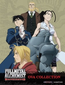 Fullmetal Alchemist Brotherhood Specials Batch Sub Indo BD