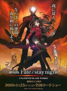 Fate stay night UBW Movie Sub Indo
