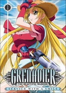 Grenadier Hohoemi no Senshi Batch Sub Indo