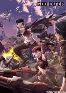 God Eater Batch Sub Indo BD